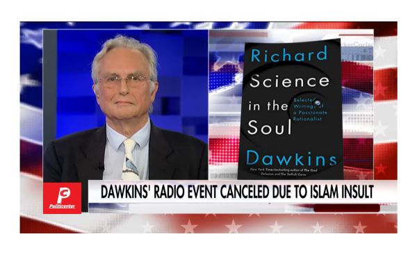 """""""Thinking Islam is a Race is a Lowbrow below Lowbrow"""" Berkeley Bans Atheist"""