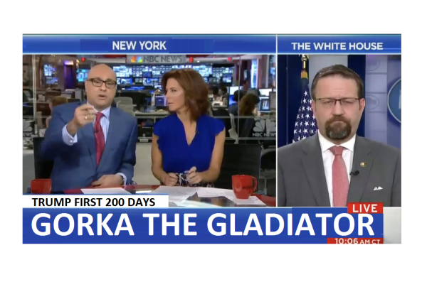 """It is About an Ideology that has to be Destroyed!"" Gorka Destroys MSNBC!"