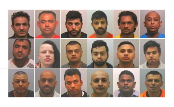 18 Men Raped Over 100 Girls!, Rape Culture in Europe, Operation Sanctuary