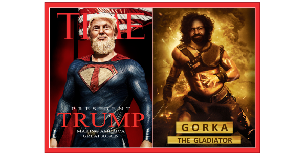 US isn't a Super Power, It is a Hyper Power! You will Lose! Gorka Warns North Korea