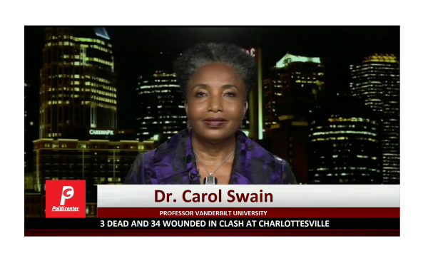Dr. Carol Swain Explains Charlottesville and White Nationalism