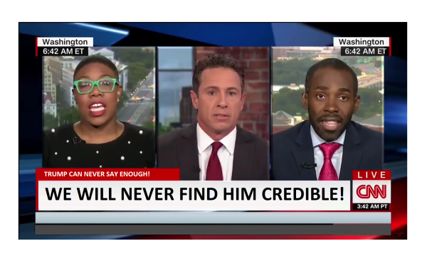 """""""We Will Never Find Him Credible on Race"""" CNN States Shocking Truth!"""