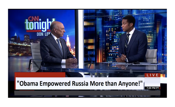 Ex-CIA Dir. Woolsey Destroy's Don Lemon's Feelings with Facts!