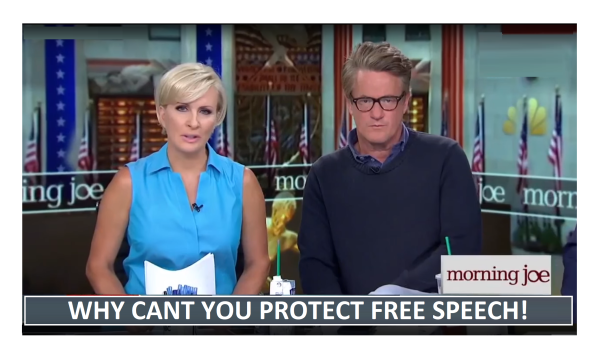 MSNBC Is Now Disavowing Antifa and Snowflakes!
