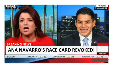 Navarro's Race and RINO Card Revoked! She Implodes as Montenegro Laughs!