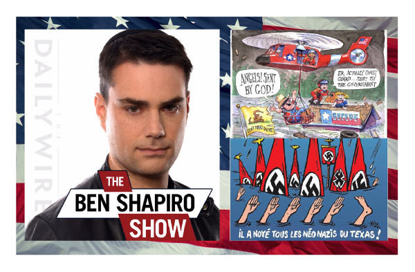 Liberals Make Fun of Flood Victims! Ben Shapiro Destroys Them in Response.