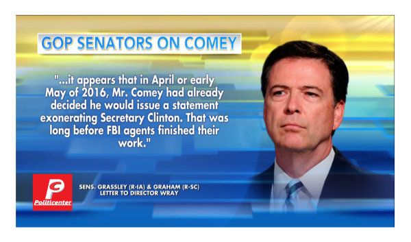 Comey Rigged Clinton Investigation! Physical Proof Exposed!