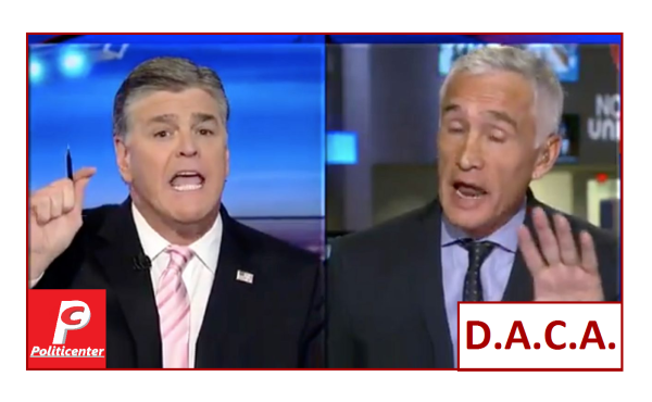 """Not Getting Away with That on My Show"" Hannity Blasts Ramos for his Racism!"