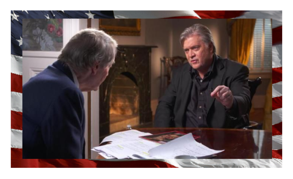 Bannon Crushes the Media Lies! This was Epic! Must Watch Full Interview! (Updated)