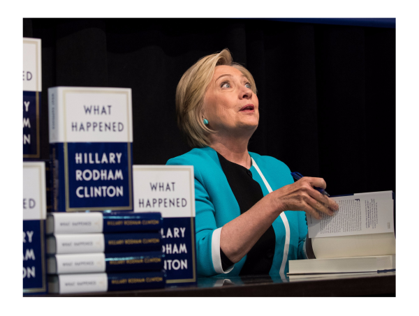 Hillary Gets Confronted at Book Signing! Epic Video Goes Viral!