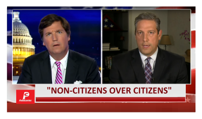 """Non-Citizens Over Citizens"" Tim Ryan Says DACA Extended Families Welcome Despite the Cost!"