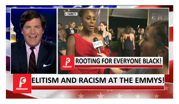 Elitism and Racism at the Emmys Is Too Much for Tucker to Handle!