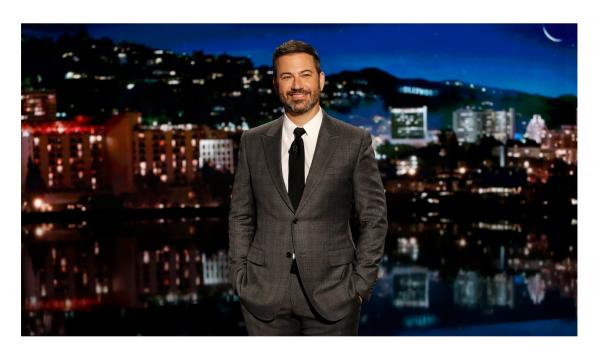 "Jimmy Kimmel Calls Fox News Host ""Phony Little Creep""!"