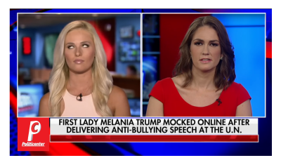 Tomi's Epic Eye Roll Tells You How Stupid This Liberal's Argument Was.