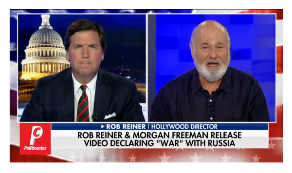 Tucker Halts Meathead and the Left's March to War with Russia