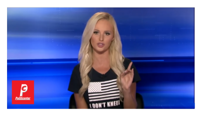"""I DON'T KNEEL"" Tomi Lahren Spits Fire at the NFL Snowflakes"
