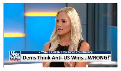 Tomi Says Anti-USA Agenda Will Make Democrats Lose in 2020!