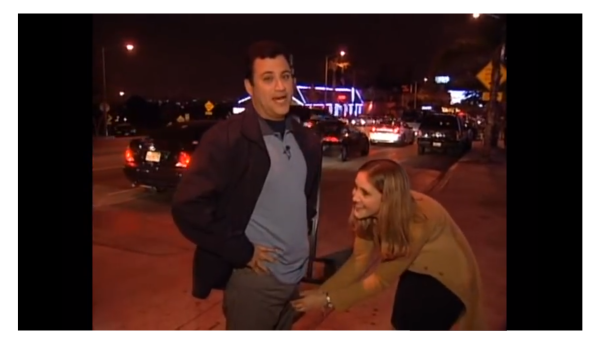 """""""You 18? Uncle Jimmy Doesn't need to do time"""" The Video Kimmel Does Not Want You to See!"""