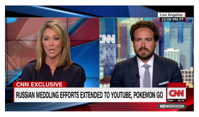 """Pokemon? You Have to Be Kidding Me! "" CNN Says Russians Used Pokemon to Elect Trump!"