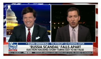 Tucker Laughs as Another Russia Hacking Story is Debunked!