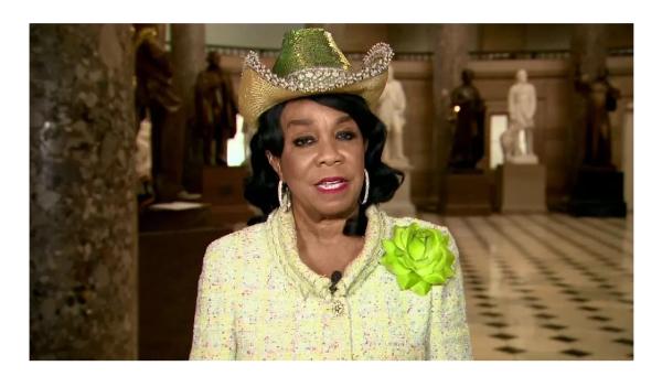 """I'm a Rockstar"" Democrat Celebrates New Fame After Exploiting Widow of Fallen Soldier!"