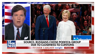 Tucker Talks Directly to Source, Mueller is Now After Manafort, Podesta, and Clinton!