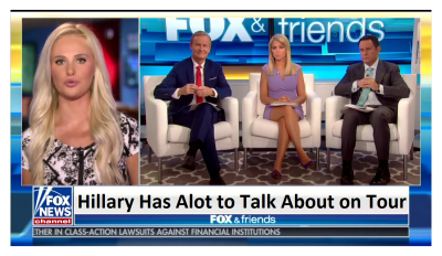 Tomi Lahren Says Hillary Has Alot to Talk About on Her Book Tour After Dossier Fallout Continues!