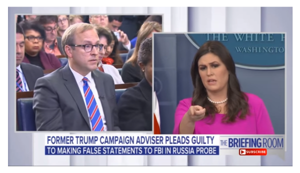 Sara Sanders Destroys Press In Mueller Monday Briefing!