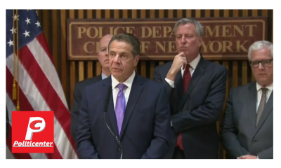 "Gov. Cuomo (D-NY) Says, ""Not About Immigrant Policy but Normalization"" then Talked About Gun Policy!"