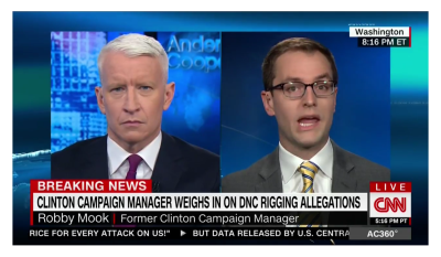 Clinton Man. Mook Ordered Dossier and is Proud It Launched Russian Probe on Trump Campaign!