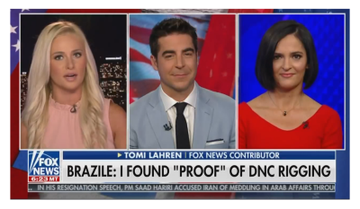 """Hillary is Obsessed with Hillary"" Tomi Blasts Dem Lis Smith  After Obsession Accusation!"