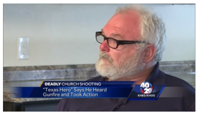 """Hero Fights Back Tears """"I am No Hero, I Wish I Was Faster, Every Shot Represented Someone"""""""