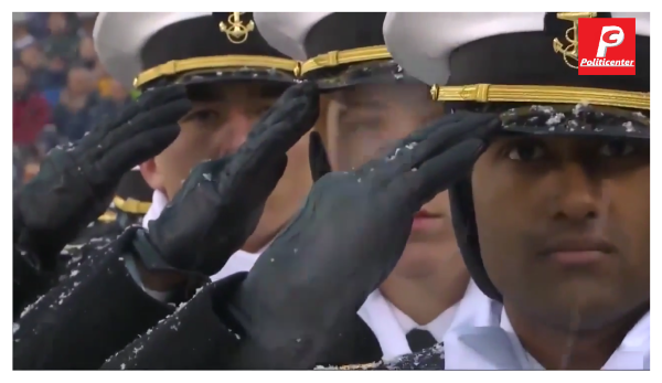 "The Army-Navy Anthem Shows the Kneelers, ""Our Unity Will Not Be Broken!"""