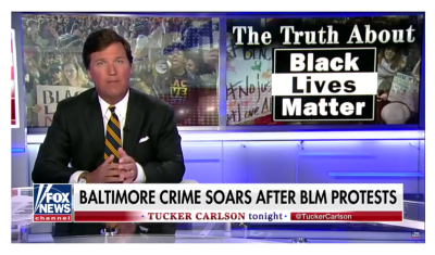Murder rises in Baltimore, thanks to Black Lives Matter