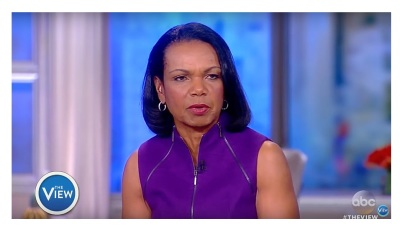 """If Bull Connor Knew Where My Father's Guns Were"" Condi Rice Says Why She's Against a Gun Registry"