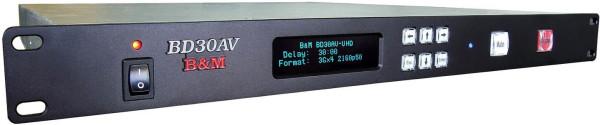 BD30AV-UHD Series 4K Delay Lines