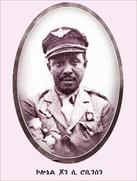 Col. Robinson