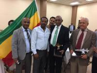 Ethiopian War Heroes Honored in Washington DC