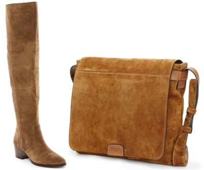 Suede Shoes, Boots, Bag, Handbags, Belt