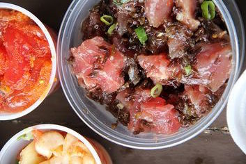 Freshly Prepared Poke
