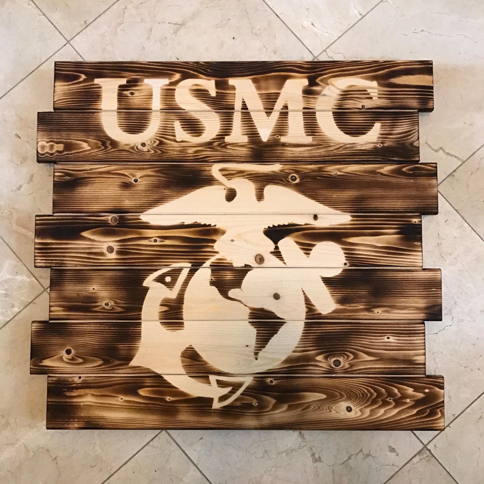 USMC Sign