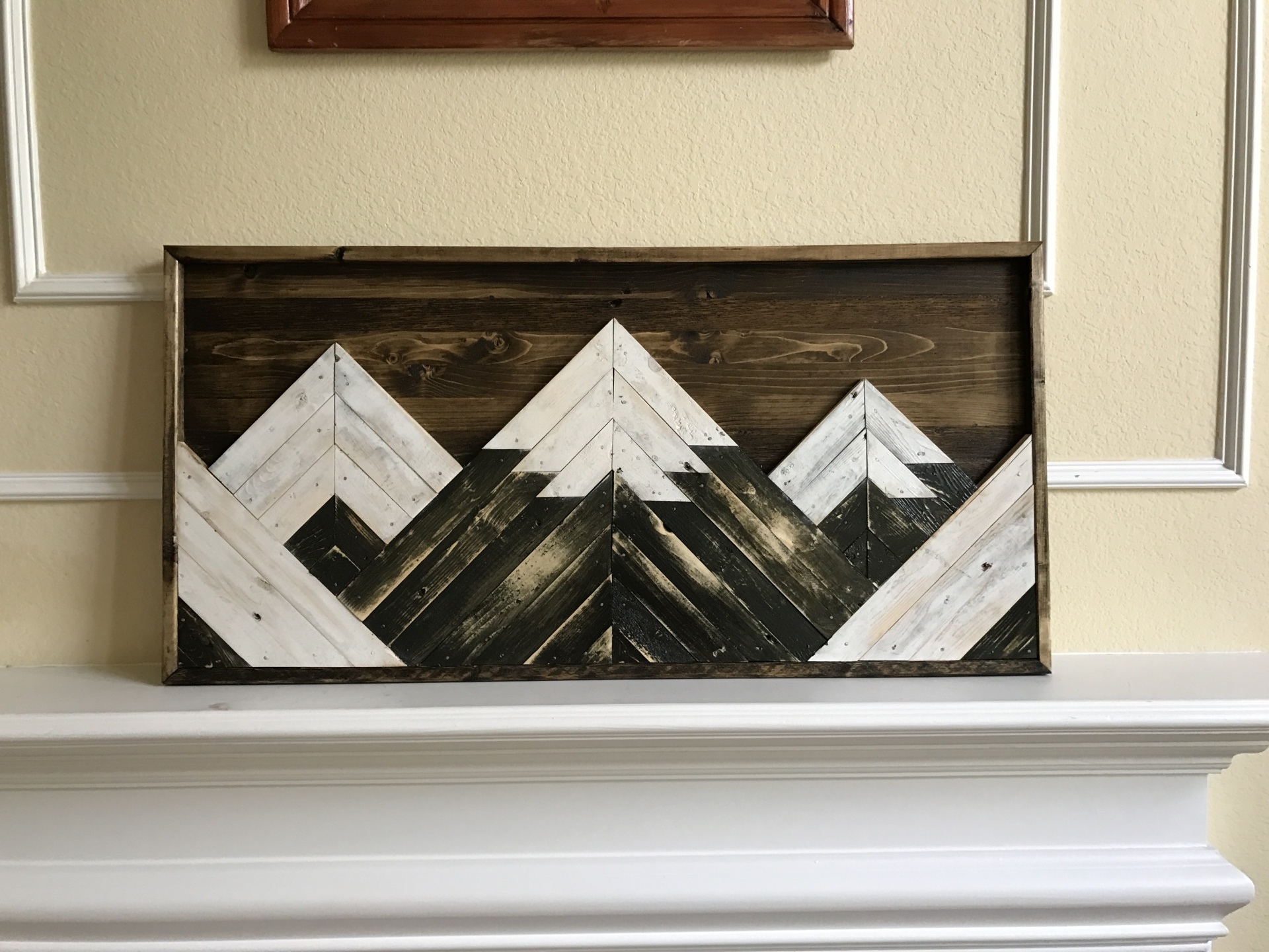 Mountains Wood