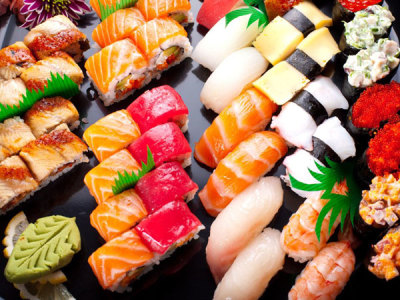 Favorite 5:  Sushi Restaurants in Corpus Christi