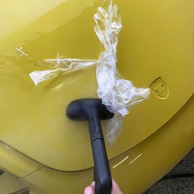 Tint & Film Removal