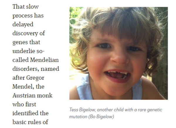 USP7 Genetic Mutation