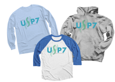 USP7 Shirts are Available!