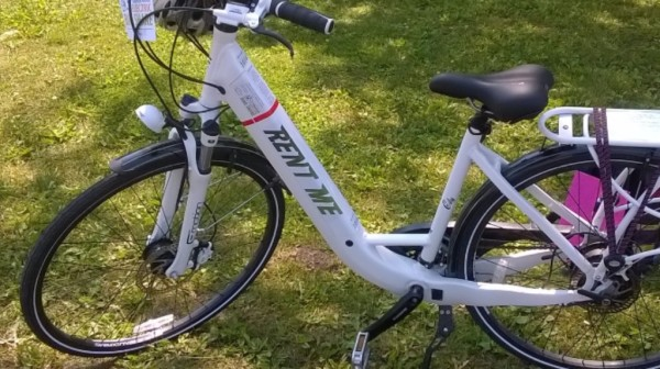 Electric BikeShare Program Update