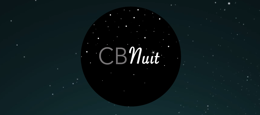 CB Nuit Goes Green, and Relays an Important Message