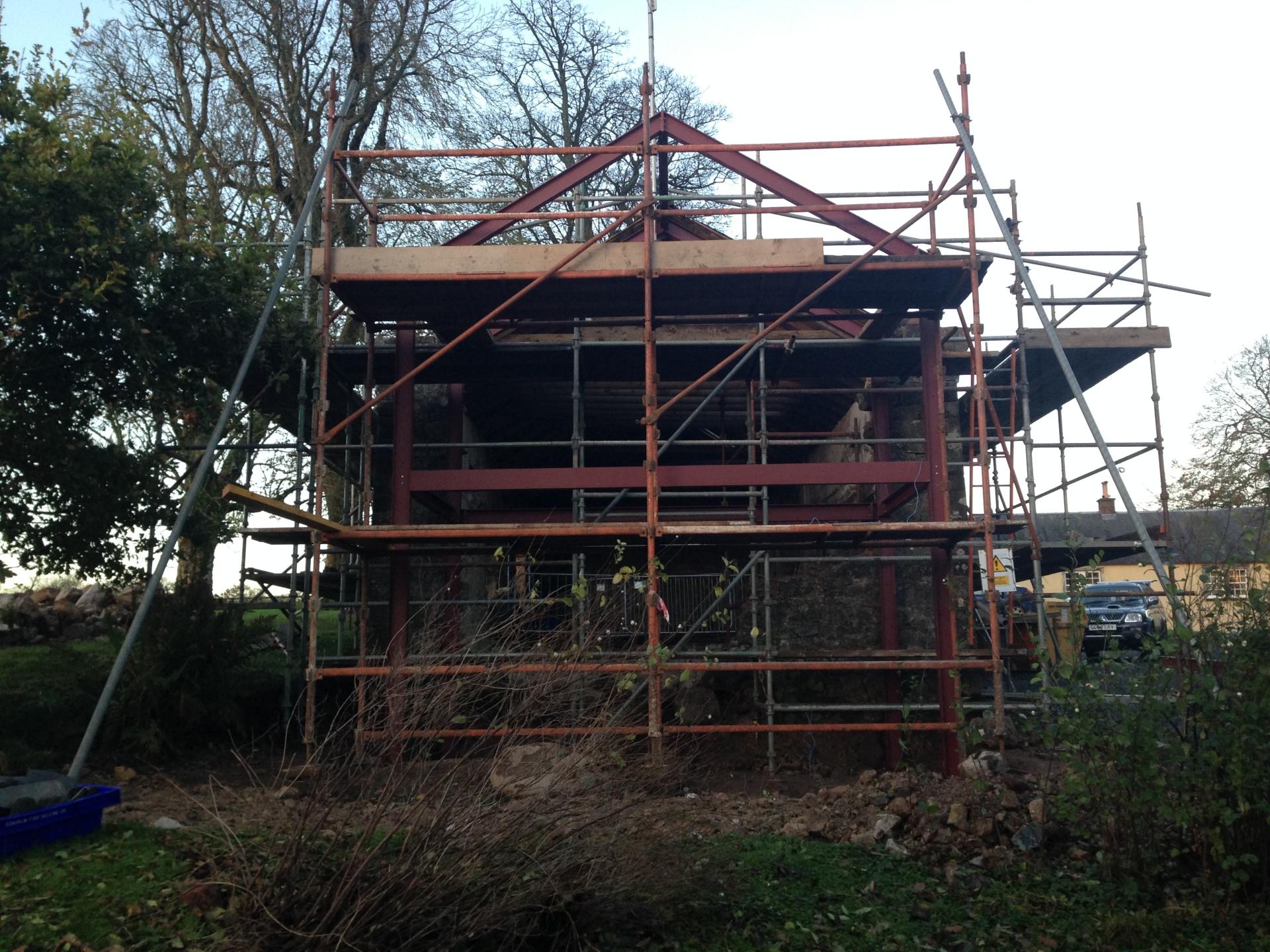 Refurbishment of Existing Barn to Dwelling