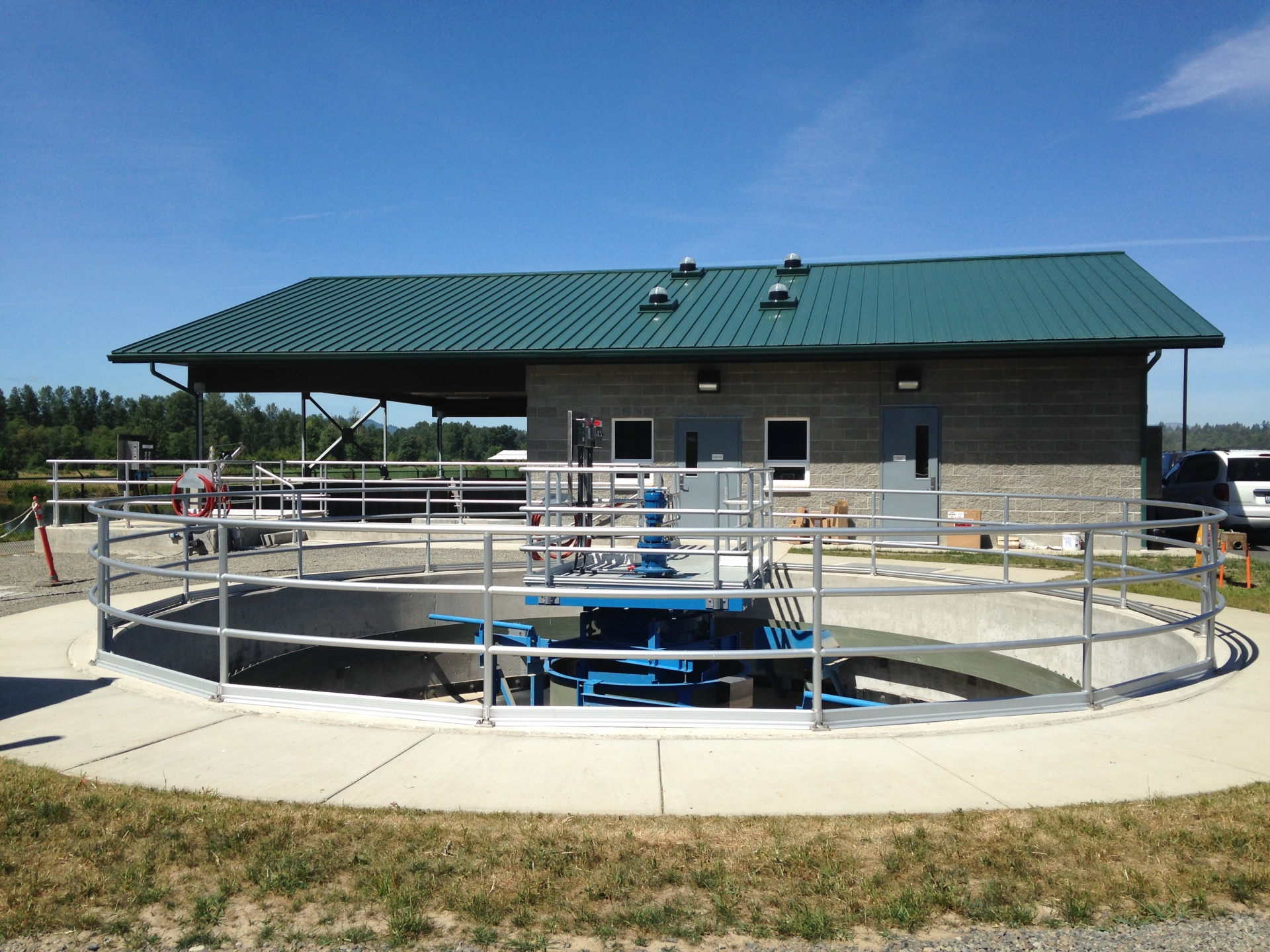 WASTEWATER TREATMENT FACILITY UPGRADE